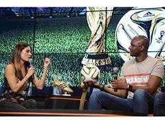 Legendele fotbalului Patrick Vieira și Fernando Hierro fac pronosticurile pentru câștigătorii Cupei Mondiale 2014 din Brazilia