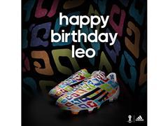 Честит рожден ден Меси!
