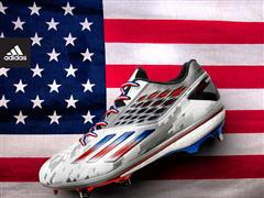 adidas Celebrates July 4th with New Baseball Boost Cleat Colorway