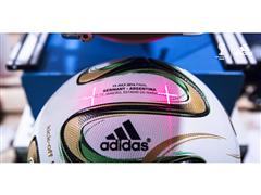 adidas most talked about brand during 2014 FIFA World Cup Brazil
