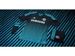 adidas and Chelsea Football Club launch 2014/15 third kit