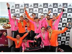 Carrera de Naciones hace su cuarta parada en laMedia Maratón de Bogotá