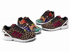 adidas Originals ZX Flux Print Pack Otoño-Invierno 2014 para Mujeres