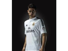 adidas presenta la nueva equipación del Real Madrid con el parche de la Décima