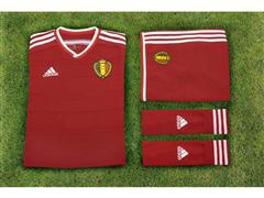 Belgium Home/Away kit