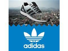 Neuartige APP: #miZXFLUX bringt Fotos auf deinen adidas Originals Schuh