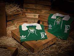 adidas Originals homenageia centenário do Palmeiras