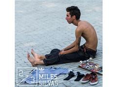 Neue Streifen für das adidas Skateboarding Team: begrüßt Miles Silvas!