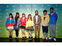 adidas NEO Label 『Sport Casual +』 新作発表会を開催