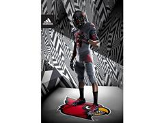University of Louisville & adidas Unveil New Alternate TECHFIT Uniform