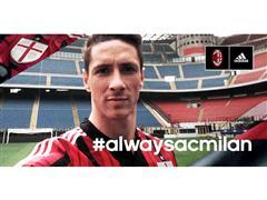 #alwaysacmilan - La passione per il Milan arriva ovunque: questa è la sfida che adidas e AC Milan lanciano a tutti i tifosi rossoneri