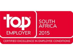 adidas South Africa (Pty) Ltd certified as one of the Top Employers South Africa 2015