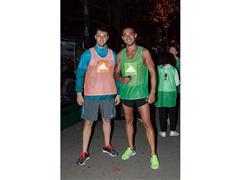 Второ нощно бягане с adidas и 5kmrun