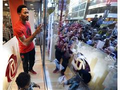 D Rose and adidas Launch D Rose 5 Boost in Chicago