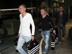 Четирима футболни фена посетиха централата на adidas в Германия