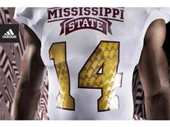 Mississippi State & adidas Unveil Egg Bowl Uniform