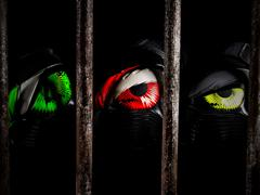"""Predator Zones Beast"" goalkeeper gloves"