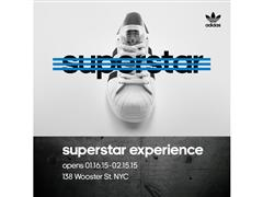 adidas Originals Celebrates the Iconic Superstar with an Exhibition in New York City