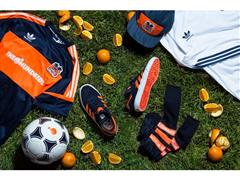 """adidas® skateboarding x The Hundreds """"Crush Pack"""" Available February 5, 2015 Second Drop of Two-Part """"A League"""" Collection An Homage to The Hundreds Founders' Childhood Spent Skateboarding And Playing Soccer"""