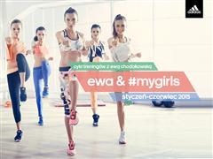 """adidas rusza do akcji z nową kolekcją oraz kolejną edycją """"ewa & #mygirls""""!"""