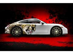 adidas Football Offers Custom Porsche 911 Carrera Sports Cars to Fastest Prospects