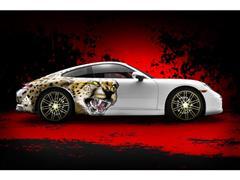 adidas Football Offers Custom Porsche 911 Carrera Sports Cars to Fastest Prospects