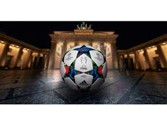 adidas lansează mingea oficială pentru finala UEFA Champions League de la Berlin