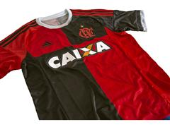 In honor of Rio de Janeiro's 450th anniversary, adidas launches Flamengo's new jersey in the city's skies