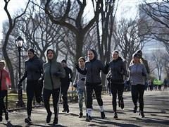На старт. Внимание. Марш! adidas запускает масштабное соревнование районов