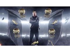 adidas presenta a Leo Messi y su viaje desde Las Heras hasta convertirse en un jugador de leyenda