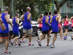 adidas inaugura nova versão de casa de corrida na USP, em São Paulo