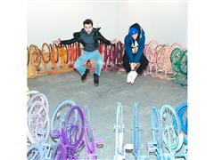50 Farben. 50 Bikes.