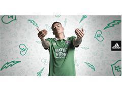 adidas lança terceira camisa inédita na história do Fluminense