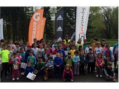 Деца премериха сили на 2-км отсечка