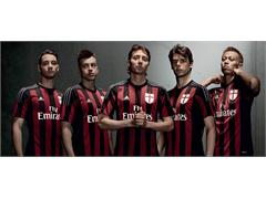 adidas and AC Milan launch the Rossoneri jersey for the 2015/16 season