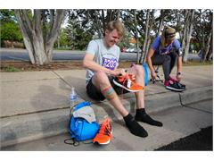 adidas Takes Shoes Off Runners' Feet In Boulder In Exchange For Greatest Running Shoe Ever