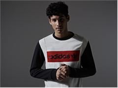 adidas Originals Vintage Colour Blocking Men's Apparel Capsule