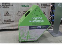 adidas lança programa de logística reversa para incentivar moda esportiva sustentável