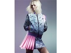 adidas Originals präsentiert die SS15 Kollektion der Designerin Mary Katrantzou