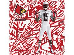University of Louisville & adidas Unveil New Uncaged Cardinal Primeknit Strategy Uniform