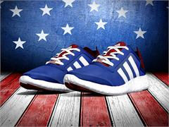 adidas Introduces Customizable miadidas Pure Boost with Stars & Stripes Edition