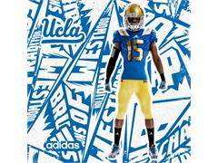 UCLA & adidas Unveil New Primeknit Home Uniforms
