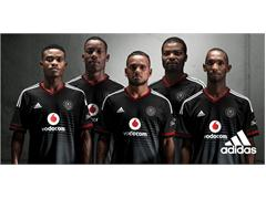 Orlando Pirates unveil new 2015/16 Home kit