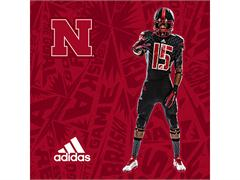 The University of Nebraska & adidas Unveil New Husker Bold Alternative Uniforms