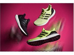 adidas adaugă noi culori pantofului de alergare Ultra BOOST