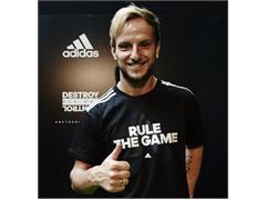 adidas e Ivan Rakitić dan comienzo a la revolución del fútbol en Barcelona
