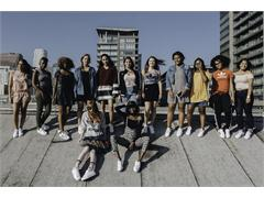 High School Fashionistas Style the adidas Originals Women's Superstar Lookbook