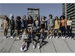 High School Fashionistas Style the adidas Originals Women's Superstar Lookbook