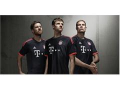 Edel-Trikot: adidas und FC Bayern präsentieren neuen Look für die Königsklasse