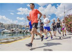 Το 3ο adidas Open Run τρέχει Κυριακή στον Πειραιά!